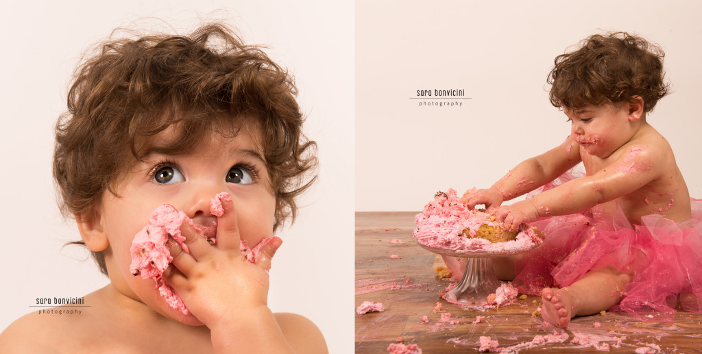 smash cake_fotografo bambini a rimini _Sara Bonvicini-2
