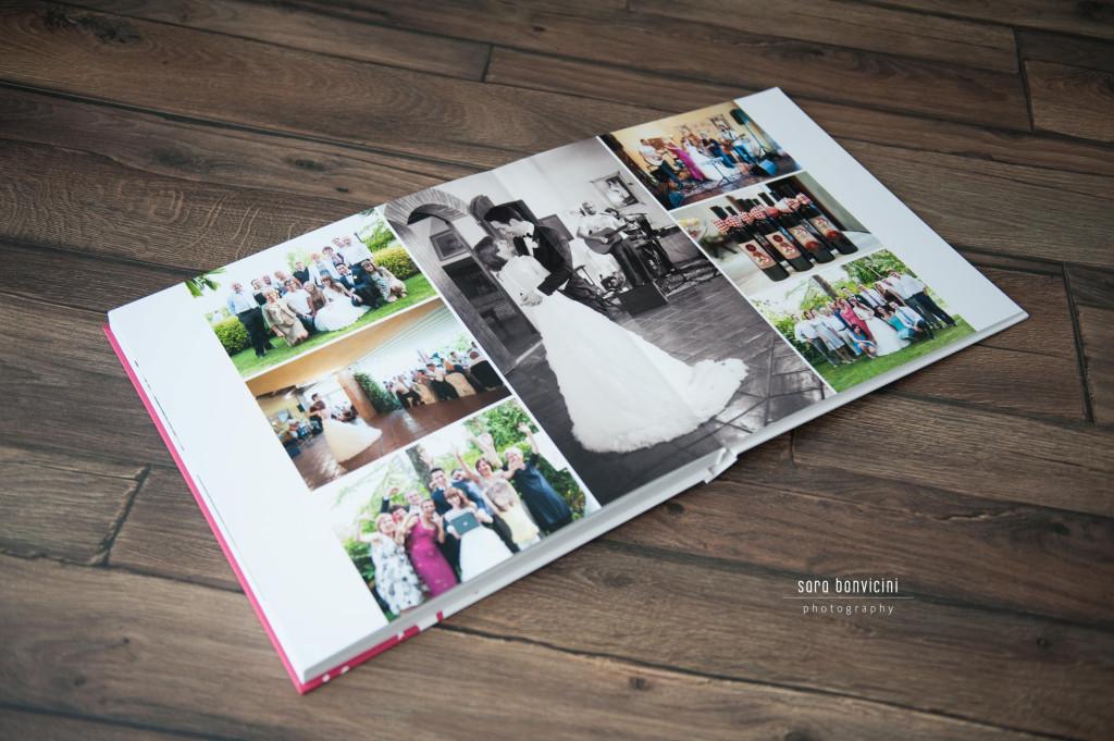 fotolibro matrimonio sara bonvicini rimini 6