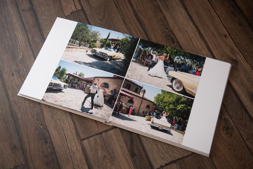 fotolibro album matrimonio bonvicini rimini 7
