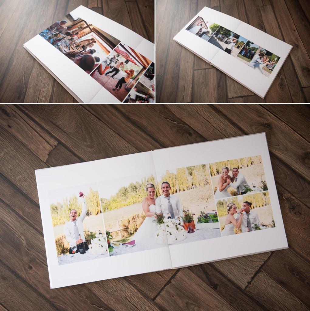 fotolibro album matrimonio bonvicini rimini 8