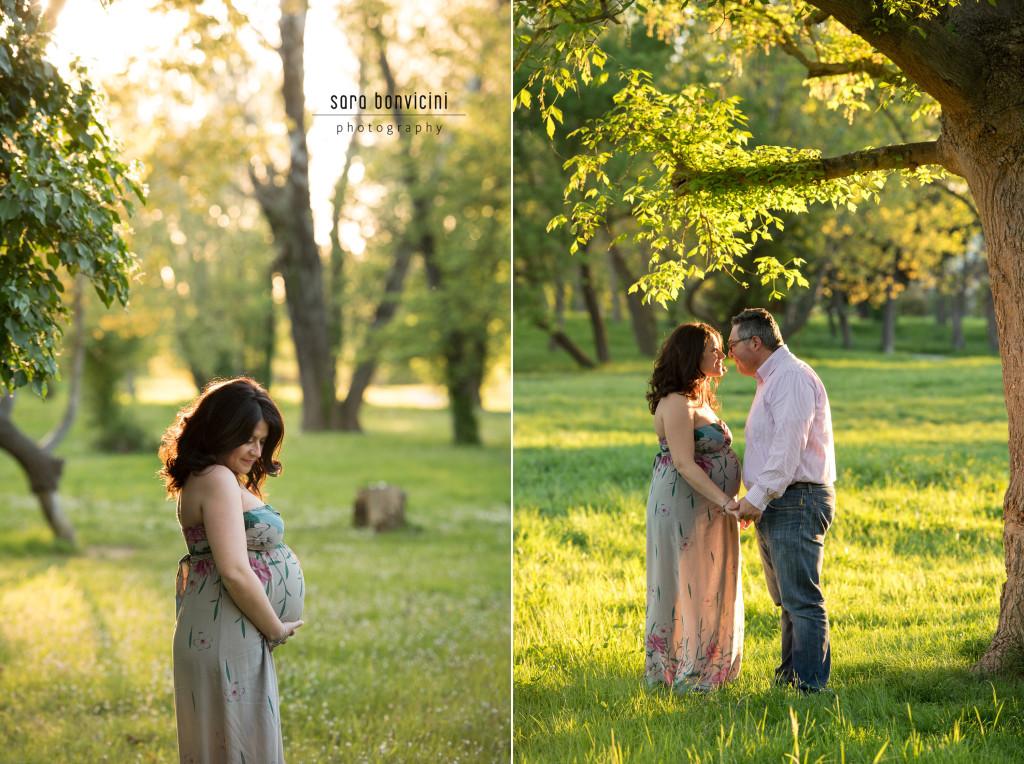 foto gravidanza rimini 10