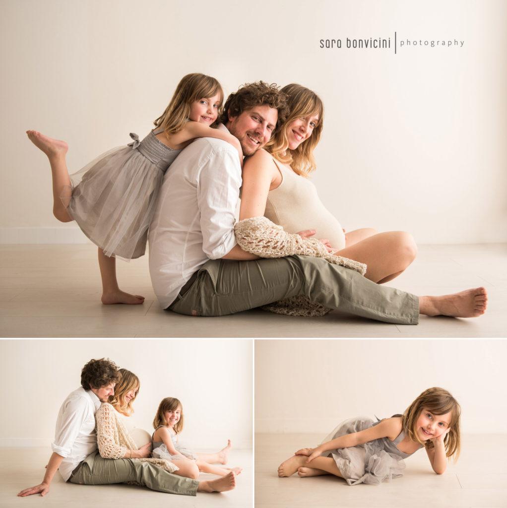 foto di maternità a rimini