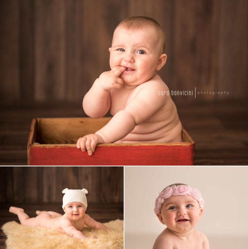 fotografo specializzato in ritratti di bambini