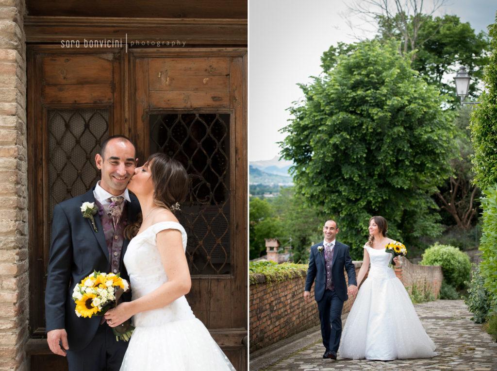 fotografo specializzato in ritratti spontanei durante i matrimoni a Rimini