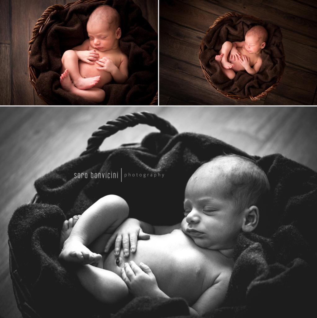 fotografare il proprio bimbo appena nato a rimini
