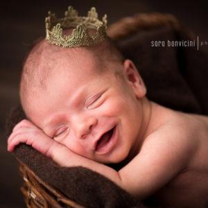 foto neonato sara bonvicini