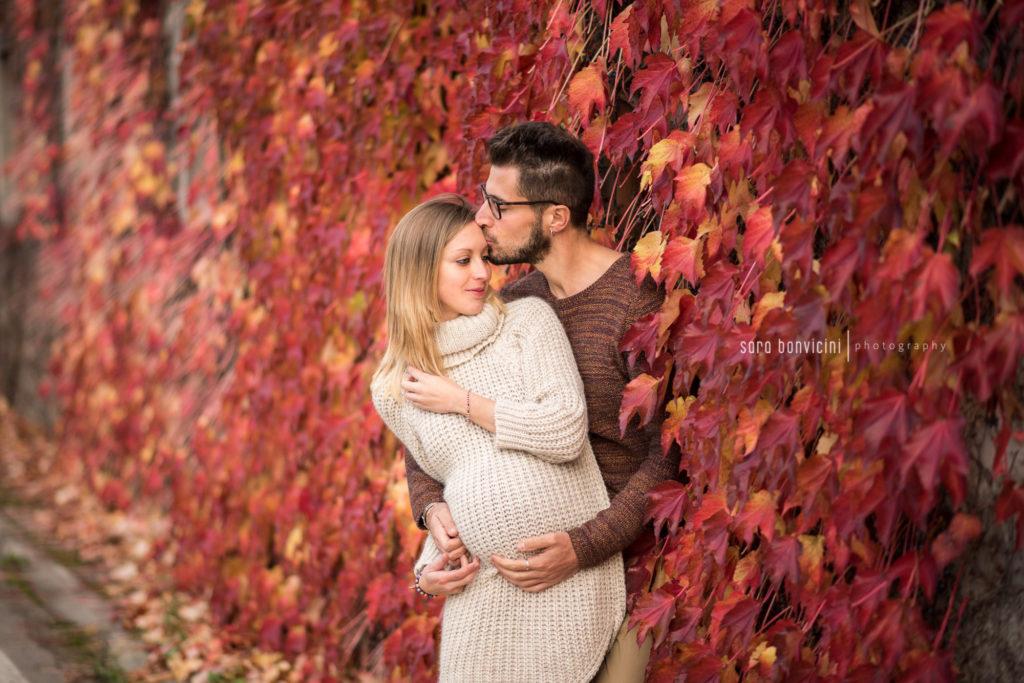 foto spontanee gravidanza Rimini