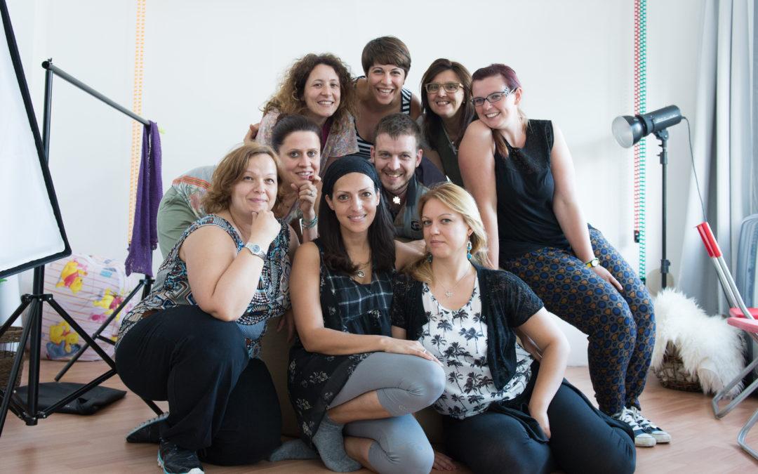Workshop Fotografia di Gravidanza e Neonati con Ana Brandt
