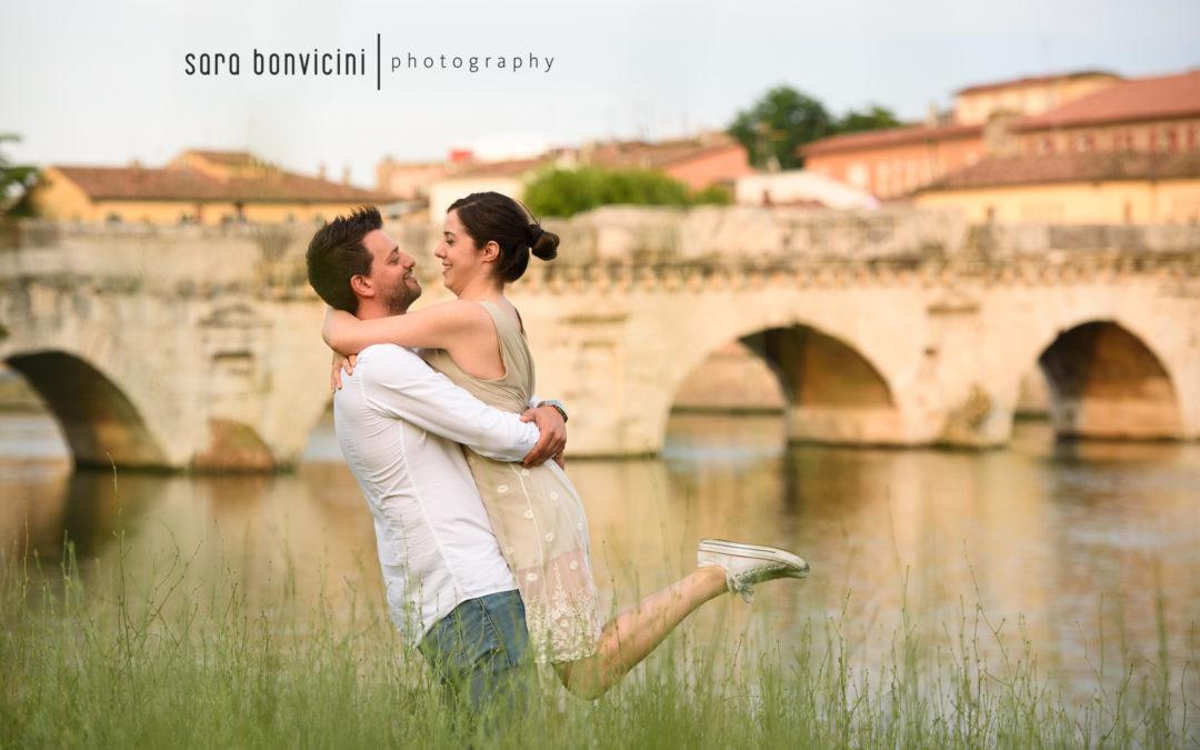 Giorgia e Francesco // engagement session