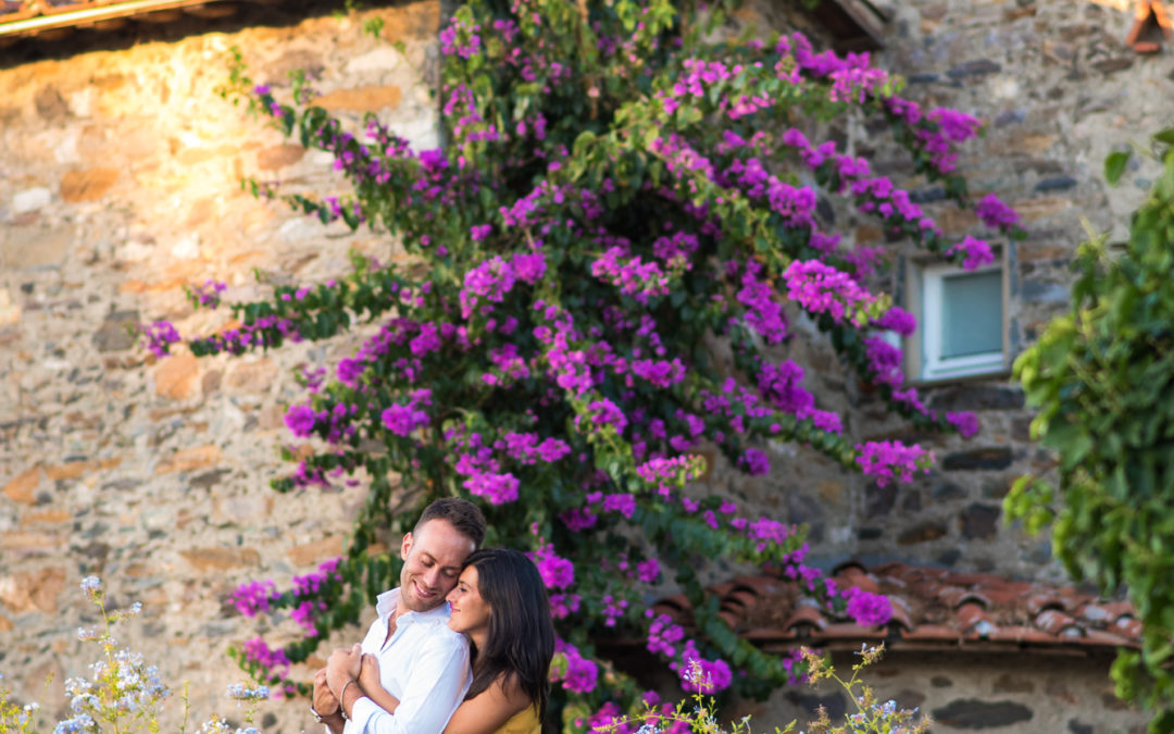 Guendalina e Francesco // engagement session // Cinque Terre