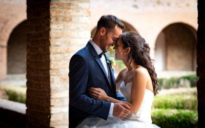 Reportage di matrimonio a Rimini: Chiara e Gabriele