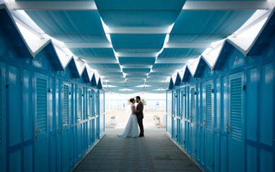 Servizio fotografico di matrimonio a Rimini: Emy ed Alex